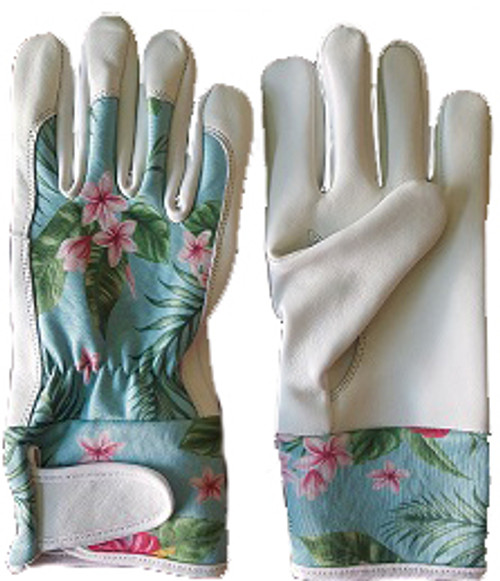 Palm Leather Gloves