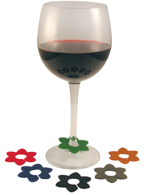 Classic Collection wine charms