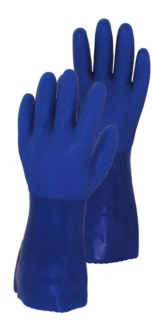 True Blue Gloves