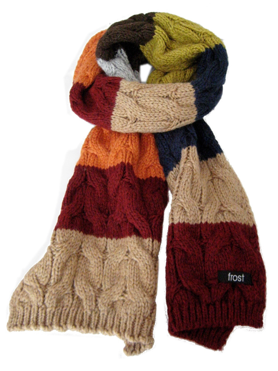 Wool Scarf Scarf For Women Scarf For Men Winter Scarf Frost Hats