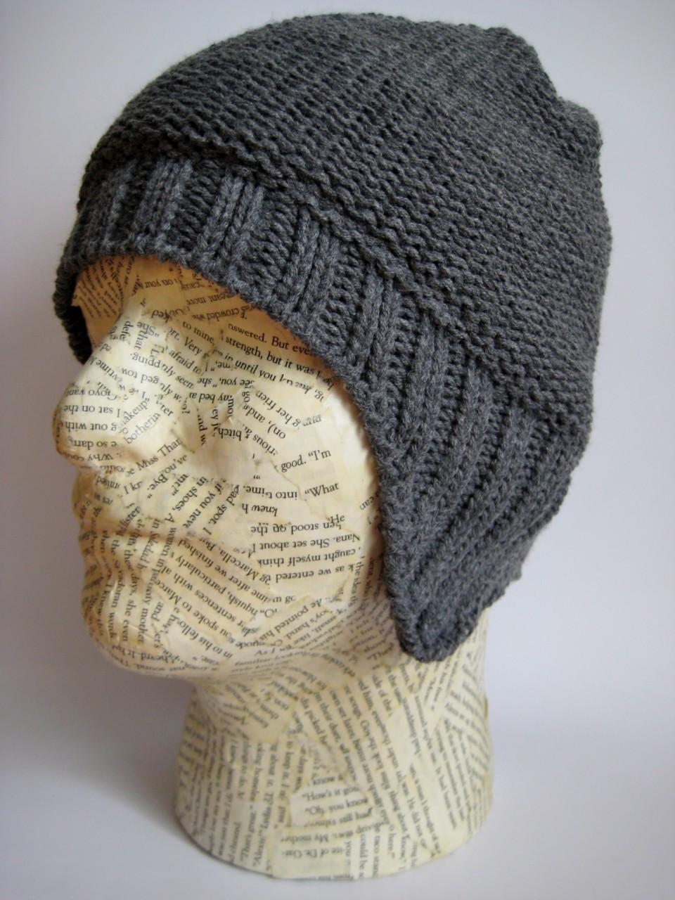 36861a5a11e5d4 Aviator Winter Hat| Winter Hat Men| Teen Knit Beanie| Ski Hat