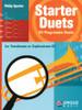 Starter Duets 60 Progressive Duets - Trombone/Euphonium BC