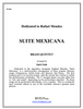 Suite Mexicana for Brass Quintet (Trad./Gale)