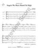 Angels We Have Heard on High Brass Quartet (Trad./ arr Hesse)