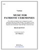 Music for Patriotic Ceremonies for Brass Quintet (Various/Villanueva) PDF Download