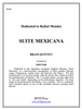 Suite Mexicana for Brass Quintet (Trad./Gale) PDF Download