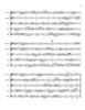 """Fugue 5 from """"Well Tempered Clavier, Book 2"""" Brass Quintet (Bach/arr. Warren)"""