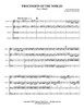 "Procession of the Nobles from ""Mlada"" for Brass Quartet (Rimsky Korsakov/arr.  Kaucher)"