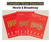 Essential Movie & Broadway Brass Quintet Bundle (La La Land, Make Our Garden Grow & Adagio for Brass)