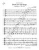 Die Kunst Der Fuge Contrapunctus No. 1 for Trumpet Quartet PDF Download by JS Bach/ arr. Klages