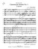 Canzona per Sonare (La Spiritata) for Trumpet Quartet PDF Download by Gabrieli/arr. Klages