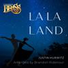 La La Land recorded by Canadian Brass (Justin Hurwitz/arr. Brandon Ridenour) WAV Digital Download