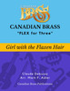 Flex for Three - Girl with the Flaxen Hair by Debussy (arr. M. Adler) Educator Pak PDF Download