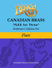 Flex for Three - Performer's Edition for Flute