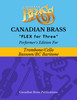 Flex for Three - Performer's Edition for Trombone, Bassoon, Baritone (BC), Cello and or Bass