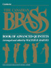 Canadian Brass Book of Advanced Quintets Series