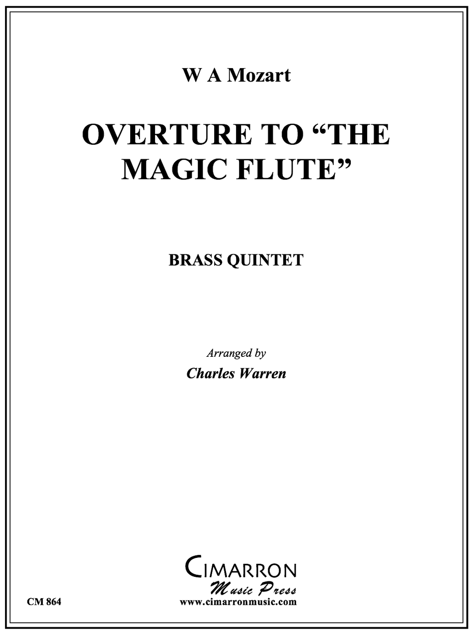 Overture to the Magic Flute Brass Quintet (Mozart/arr  Warren) PDF Download