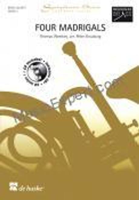 Four Madrigals for Brass Quintet -Thomas Weelkes, arr. Peter Knudsvig