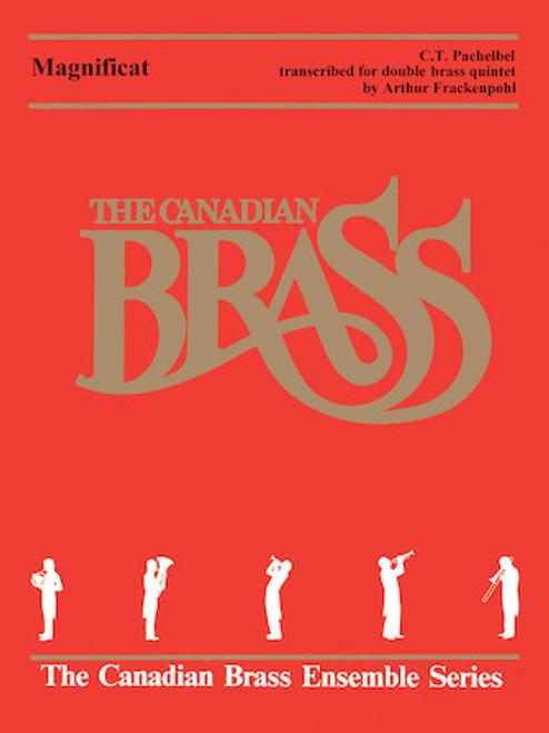 Magnificat Double Brass Quintet (Pachelbel/ arr. Frackenpohl)