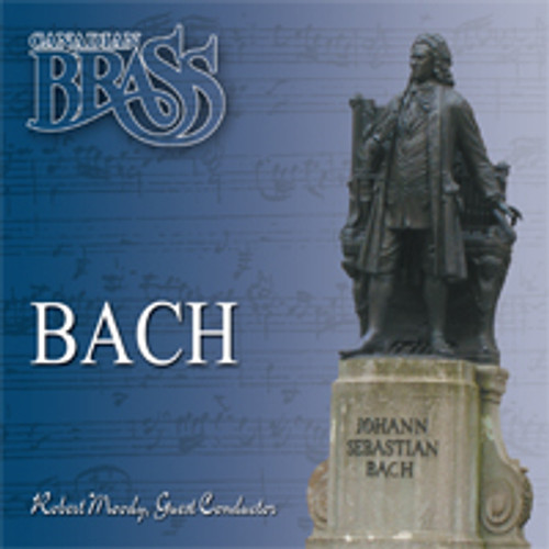 CANADIAN BRASS: BACH CD