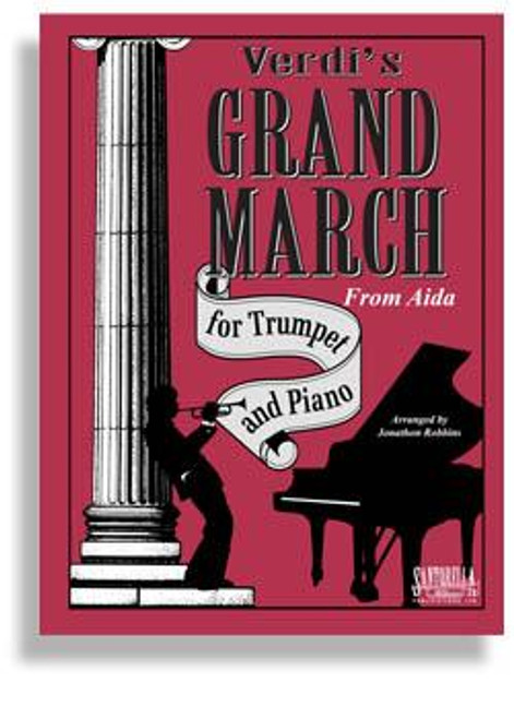 Grand March from Aida For Trumpet & Piano