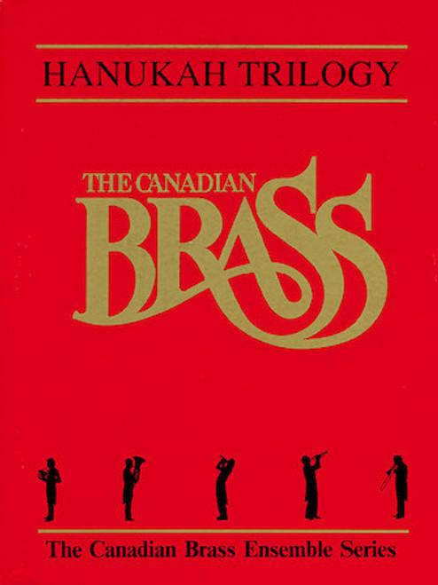 Hanukah Trilogy Brass Quintet