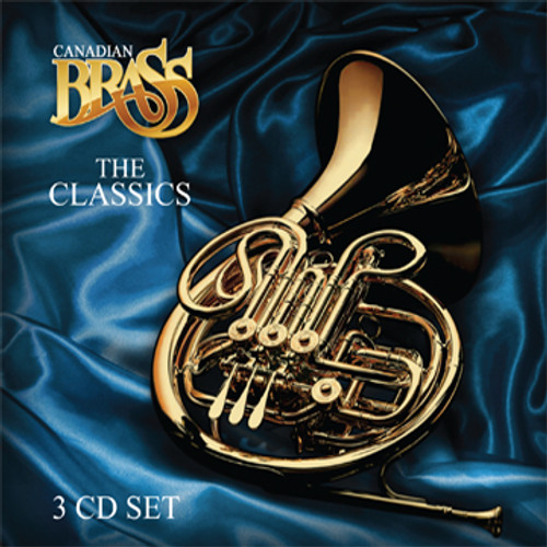CANADIAN BRASS: THE CLASSICS (3 CD SET)