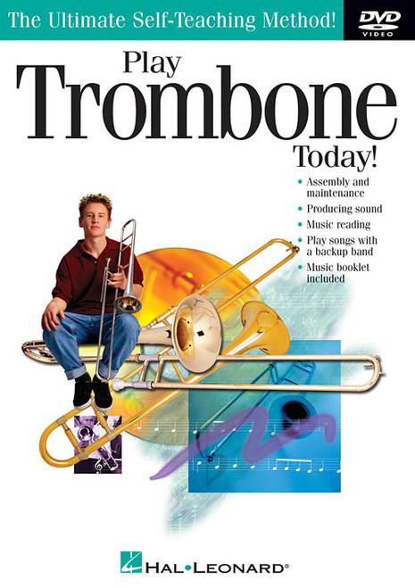 Play Trombone Today! DVD