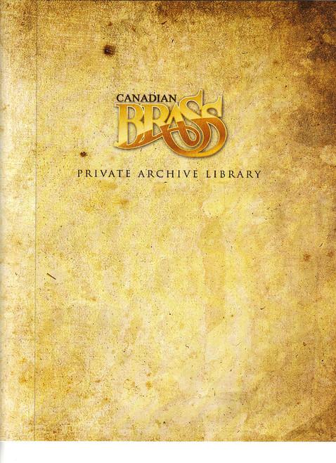 Callino Casturame brass quintet (Byrd/ arr. Kroll) archive copy PDF download
