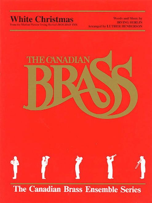 White Christmas Brass Quintet (Berlin/arr. Henderson)