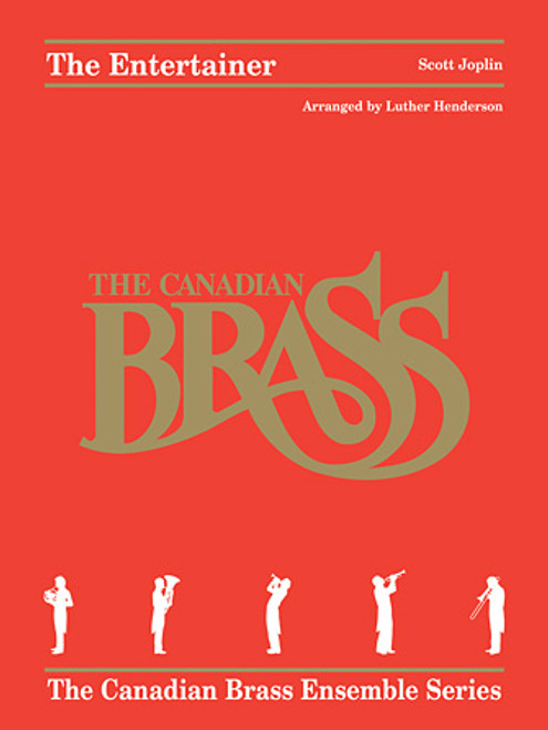 Entertainer for Brass Quintet (Joplin/arr. Henderson) archive copy PDF download