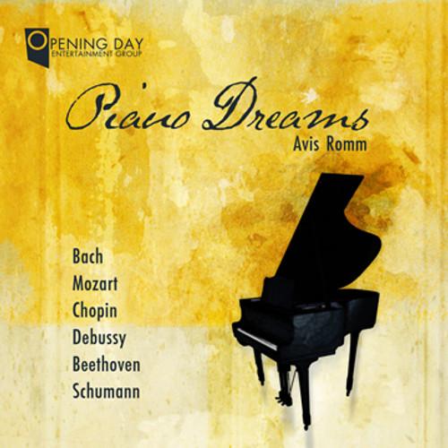 Piano Dreams - Avis Romm CD