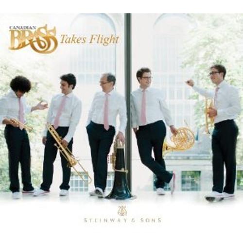 Canadian Brass Takes Flight CD