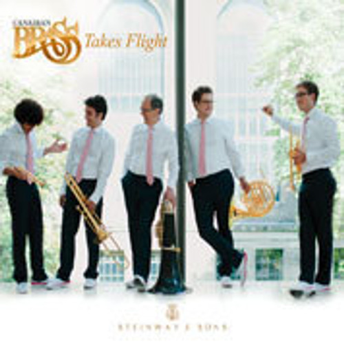 CANADIAN BRASS: TAKES FLIGHT MP3 DIGITAL DOWNLOAD/ Single tracks can be ordered below