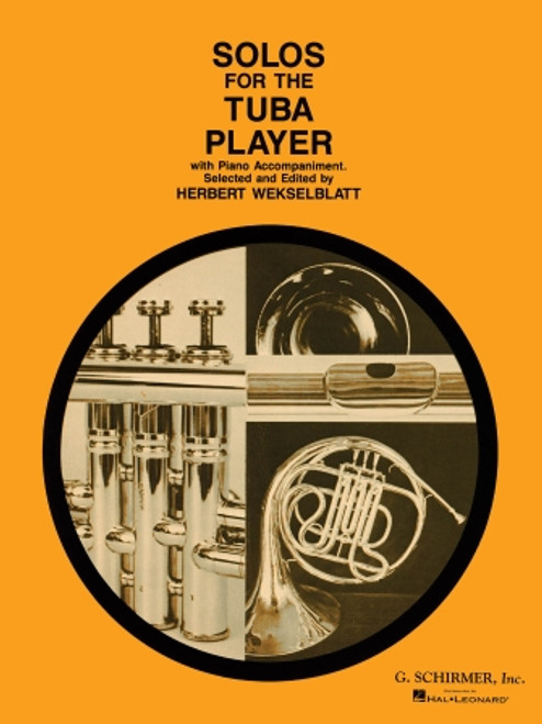 Solos for the Tuba Player - Tuba in C (BC) and Piano