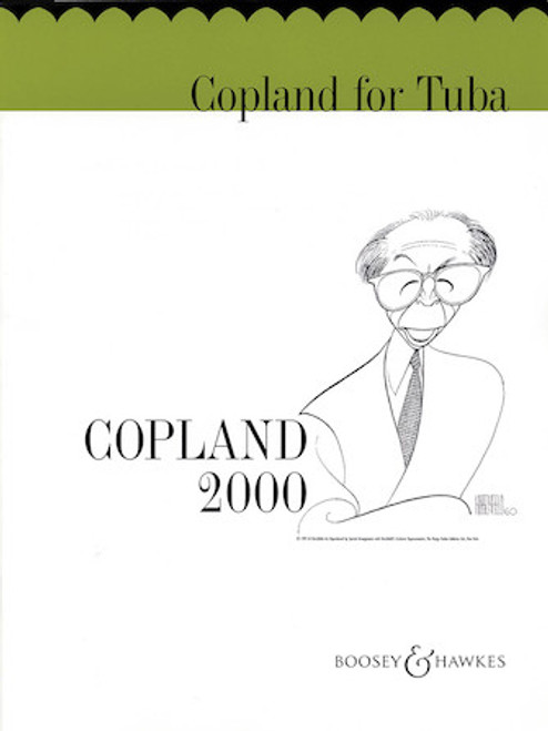 Copland for Tuba (Piano Accompaniment available separately)
