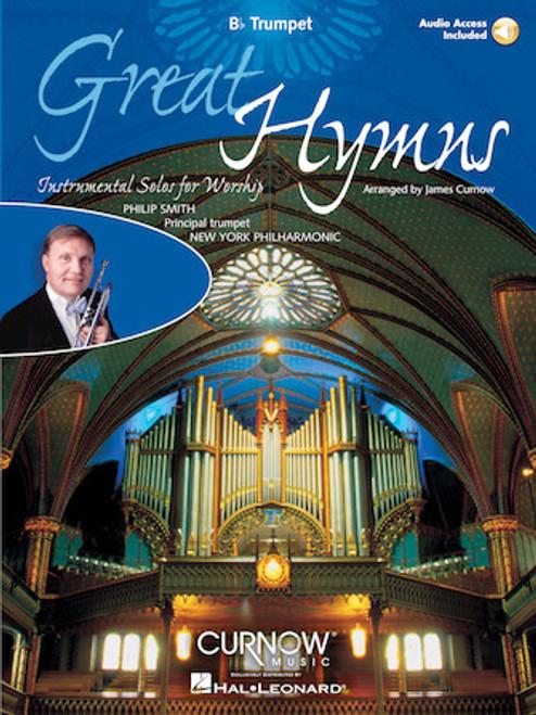 Great Hymns Bb Trumpet - Grade 3-4 w/online audio access