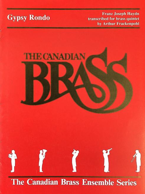 Gypsy Rondo Brass Quintet (Haydn/ arr. Frackenpohl)