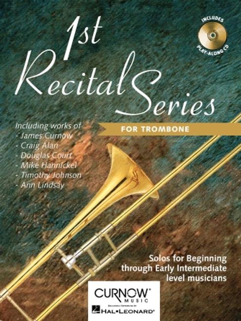 First Recital Series Trombone