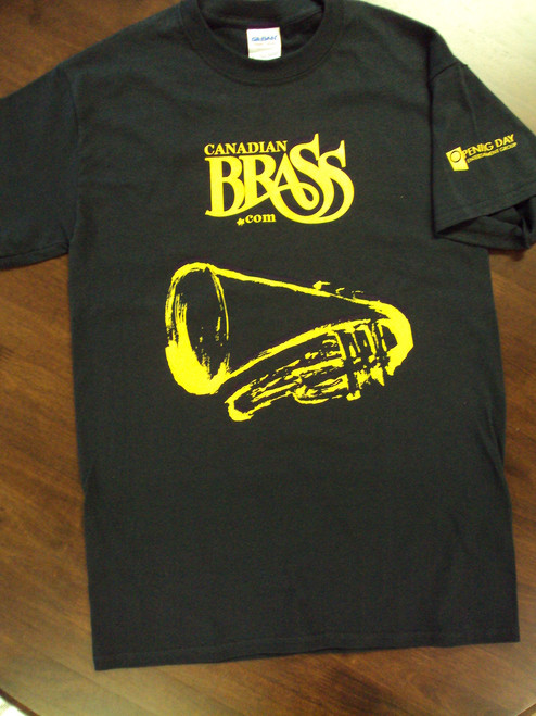 "Canadian Brass ""Trumpet"" T-shirt"