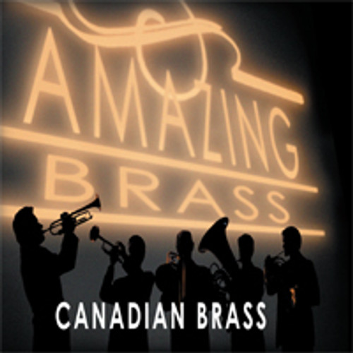 Amazing Grace (trad./Henderson) single track digital download from Amazing Brass CD