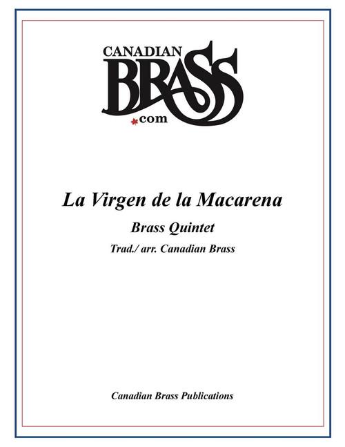 La Virgen de la Macarena Brass Quintet