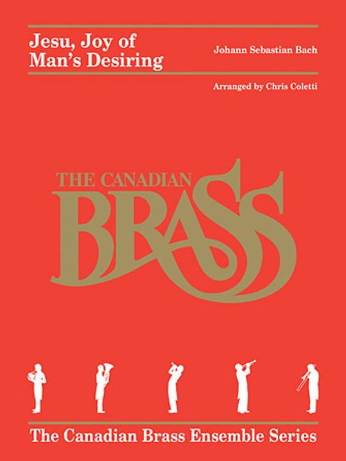 Jesu, Joy of Man's Desiring (Bach/arr. Coletti) Brass Quintet