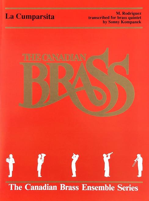 La Cumparsita Brass Quintet (Rodriguez/ arr. Kompanek