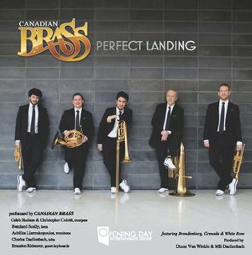 PERFECT LANDING: CANADIAN BRASS RECORDING DIGITAL DOWNLOAD