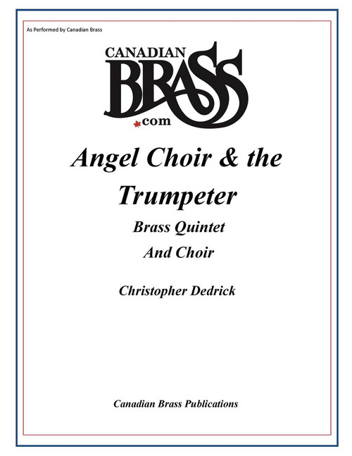 ANGEL CHOIR AND THE TRUMPETER FOR BRASS & SA (2pt) CHOIR (ADVANCED EDITION) PDF download
