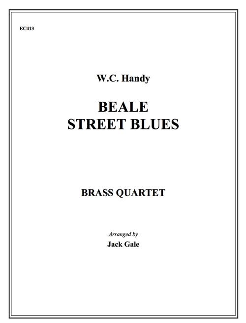 Beale Street Blues: Cover Art