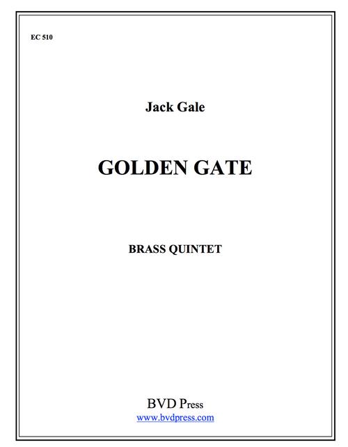 Golden Gate Brass Quintet (Gale)