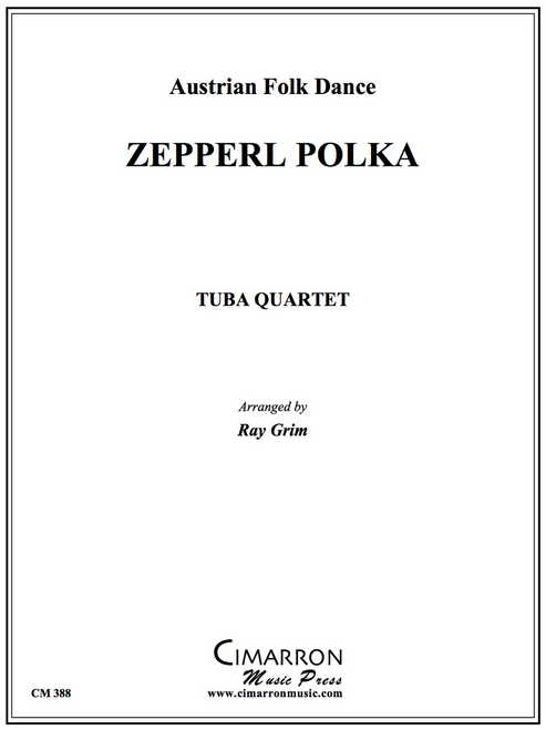 Zepperl Polka Tuba Quartet (EETT) arr. Ray Grimm