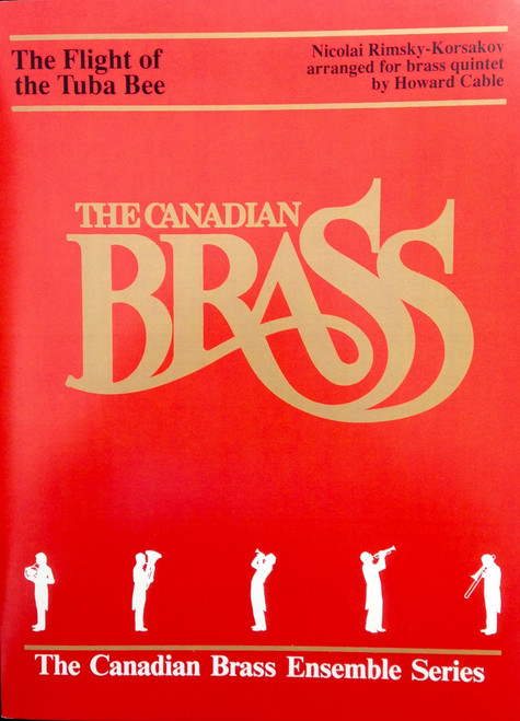 Flight of the Tuba Bee Brass Quintet (Rimsky-Korsakov/ arr. Cable)